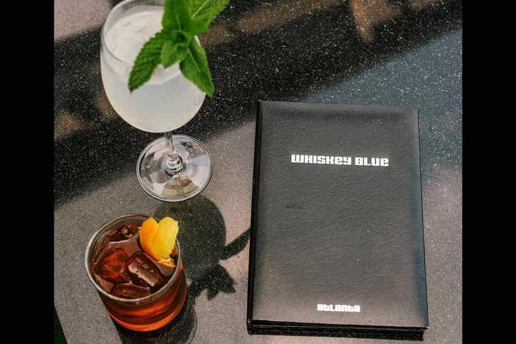 Whiskey Blue