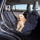 MOLLY MUTT Rocketman Car Seat Cover