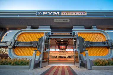 pym test kitchen menu at disneyland