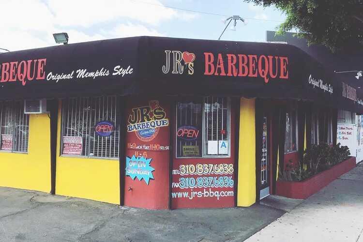 JR's Barbeque