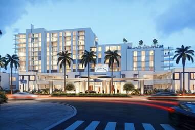 The Kimpton Goodland Hotel Fort Lauderdale Beach