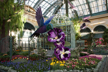 Bellagio conservatory
