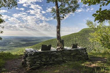 Catskill Mountain Overlook