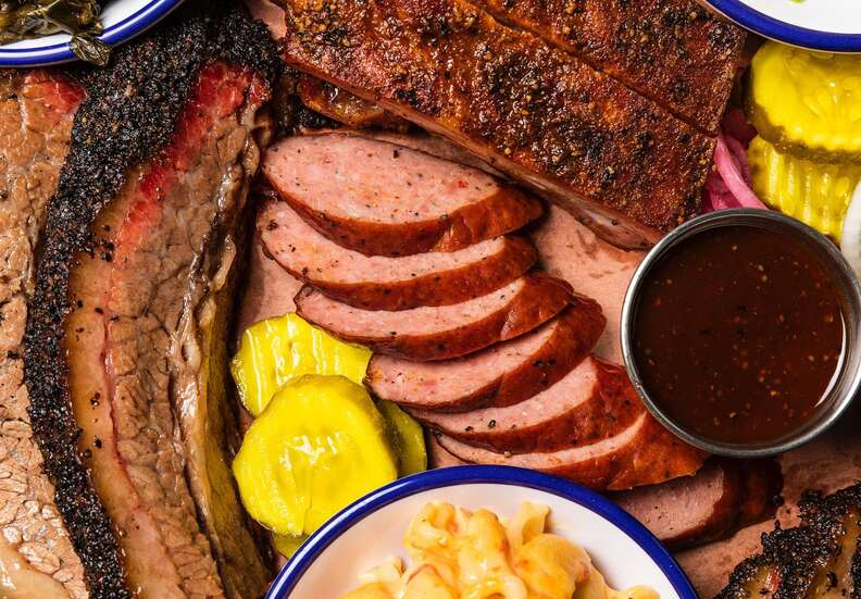 Feges Barbecue Platter