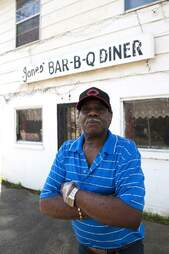 Jones Bar-B-Q Diner