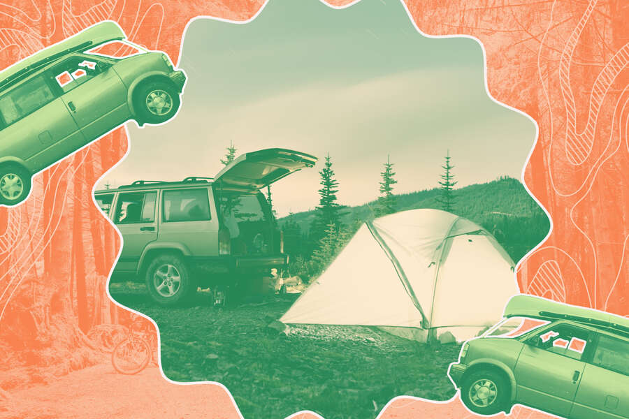 How to Elevate Your Road Trip Game With Car Camping