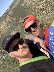 Matt and Brad Kirouac of Hello Ranger