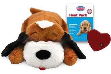Snuggle Puppy Heartbeat Stuffed Plush Toy