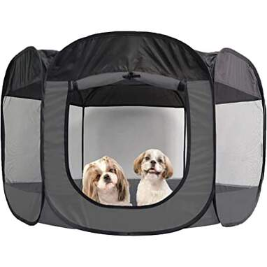 X-Zone Pet Portable Foldable Dog Crate