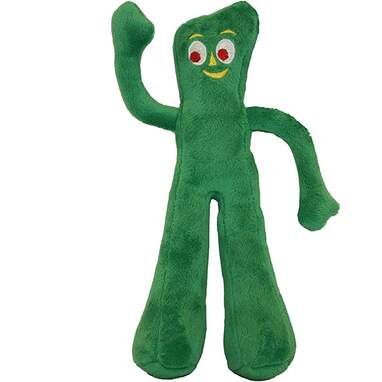 Multipet Gumby Plush Toy