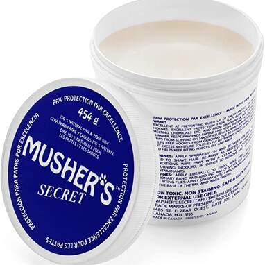 Mushers Secret Dog Paw Wax