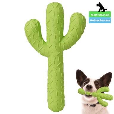 MewaJump Cactus Tough Toy