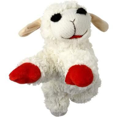 Multipet Lambchop Plush Toy