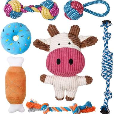 Toozey Puppy Toys for Small Dogs