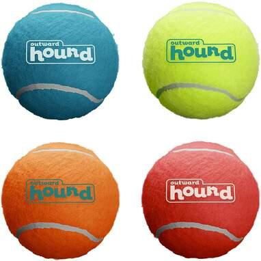 Outward Hound Squeaker Ballz