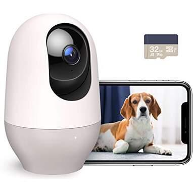 Nooie WiFi Pet Camera