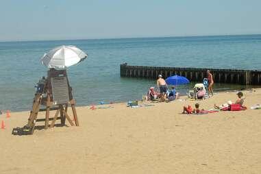 Lane Beach
