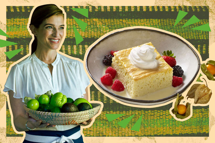 Weekend Project: How to Make Traditional Tres Leches Cake