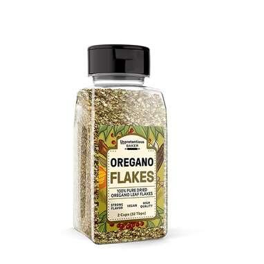 Dried Oregano Leaf Flakes