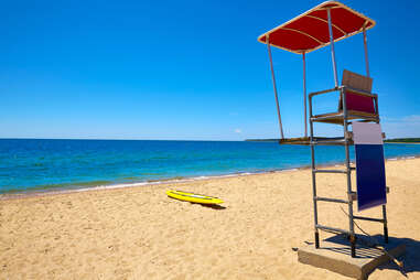 Cape Cod Craigville Beach Massachusetts in USA