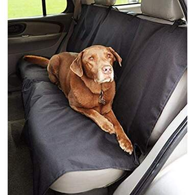 Waterproof Car Back Bench Seat Cover