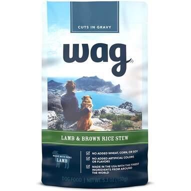 Wag Wet Dog Food Topper