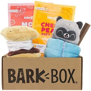 BarkBox Monthly Subscription Box