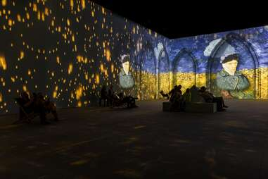 """Van Gogh: The Immersive Experience"""
