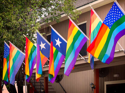 houston pride flag