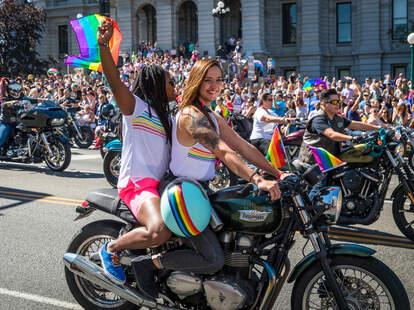 2019 Denver pride parade