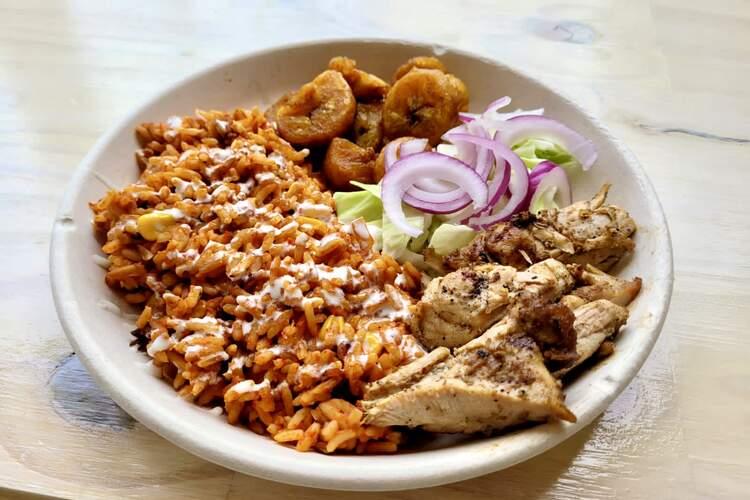 Suya Suya West African Grill