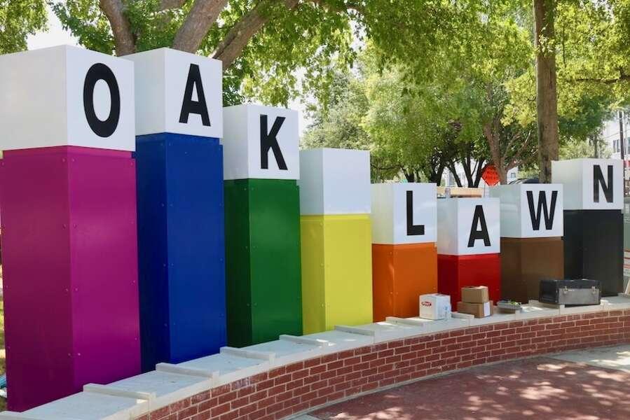 Get to Know Oak Lawn, Dallas' Iconic Gayborhood