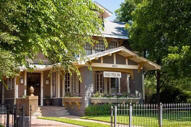 The Daisy Polk Inn & Dickason Cottage