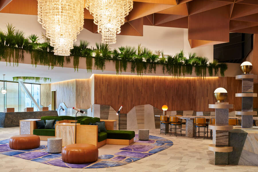 5 New Las Vegas Hotels to Book For an Indulgent Post-Pandemic Vacay