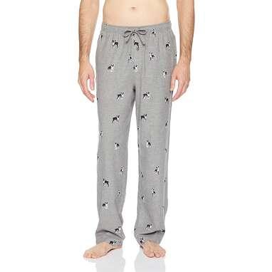 Amazon Essentials Men's Dog Pajama Pants