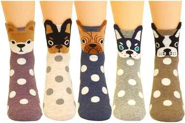 Jeasona Funky Dog Socks