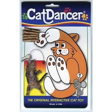 Cat Dancer 101