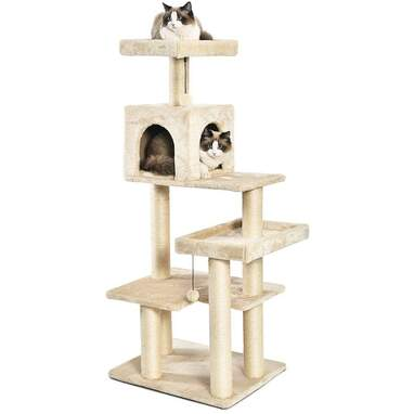 Amazon Basics Multi-Level Cat Tree
