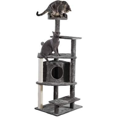 Furhaven Pet Tiger Tough Cat Tree