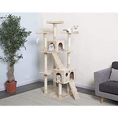 Go Pet Club 72-Inch Cat Tree