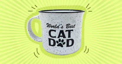 cat dad gifts