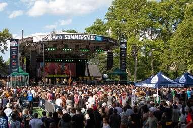 SummerStage NYC
