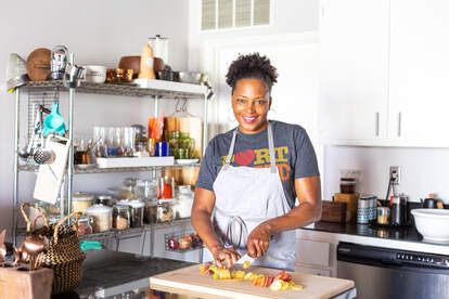 Chef Dawn Burrell