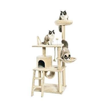 Amazon Basics Multi-Level Cat Tree Condo