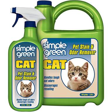 Simple Green Cat Stain & Odor Remover