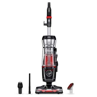 Hoover MAXLife Pro Pet Swivel Bagless Upright Vacuum Cleaner
