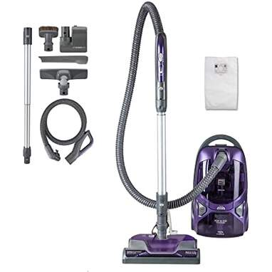 Kenmore 81615 600 Series Pet Friendly Lightweight Bagged Canister Vacuum