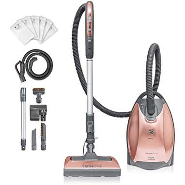 Kenmore BC7005 Pet Friendly Crossover Bagged HEPA Canister Vacuum