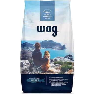 Wag Dry Dog Food with Grains (30-Pound Bag)
