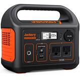 Jackery Portable Power Station Explorer 300, 293Wh Backup Lithium Battery, 110V/300W Pure Sine Wave AC Outlet